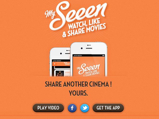MySeeen, l'application incontournable pour les cinéphiles