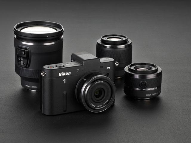 Nikon 1 J3&S1