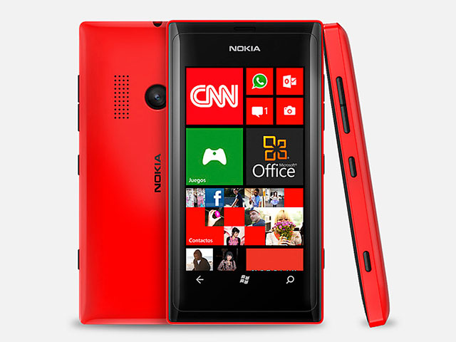 Nokia Lumia 505 : officiel, mais au Mexique !