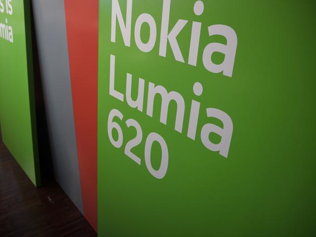 Présentation du Nokia Lumia 620