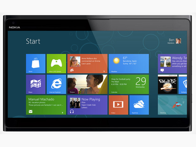 Une tablette Nokia sous Windows RT au MWC 2013 ?