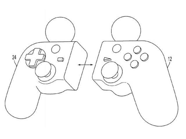 Sony : un brevet pour un contrôleur hybride DualShock / PS Move