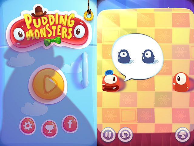 Pudding Monsters : au début, c'est simple