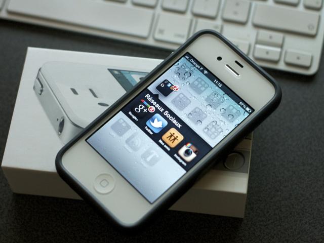 """Réparer le bouton """"home"""" d'un iPhone"""