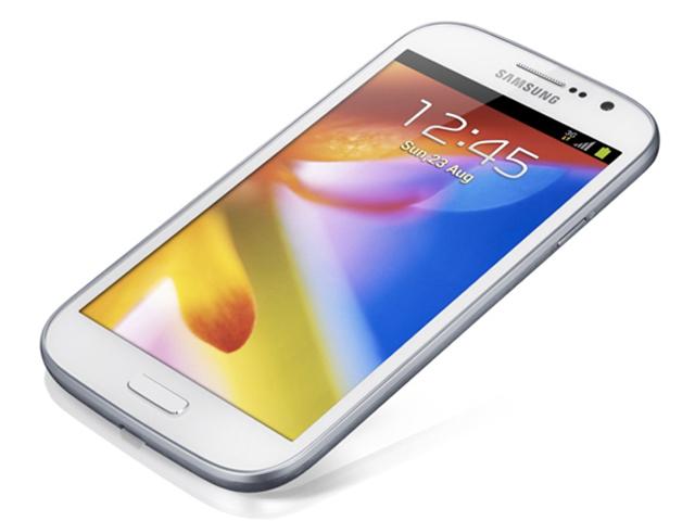 Samsung Galaxy Grand : les caractéristiques officielles