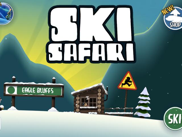Ski Safari : échapperez-vous à l'avalanche ?