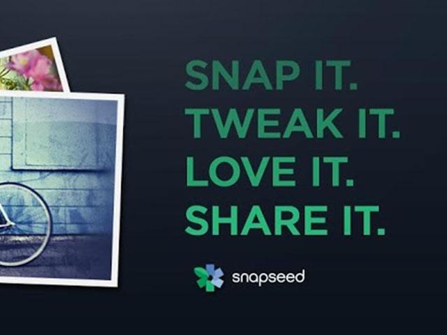 Snapseed : lancement de la version Android !