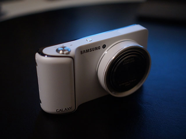 Test : Samsung Galaxy Camera