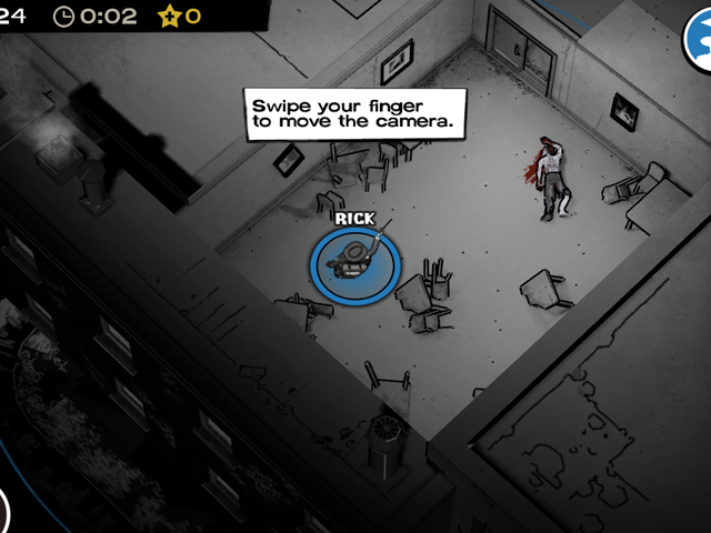 The Walking Dead Assault : au commencement, l'hôpital