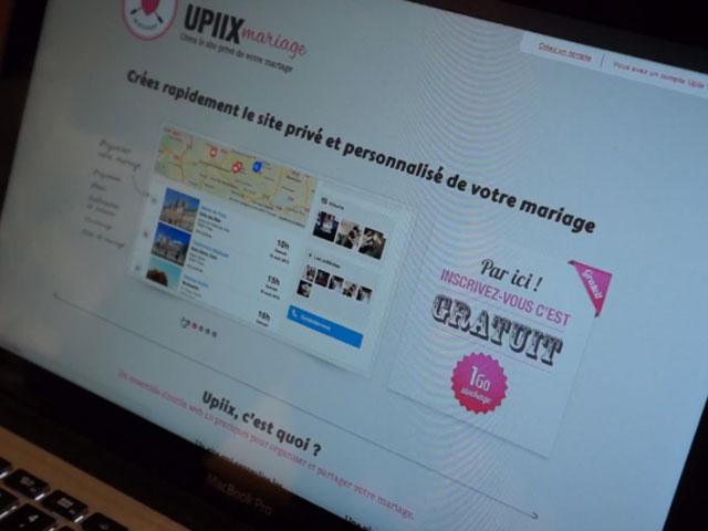 LeWeb'12 : Upiix, pour créer des évènements privés entre amis