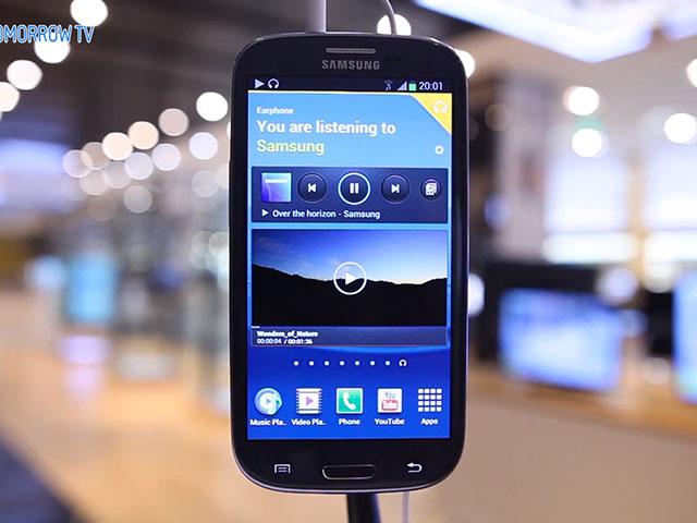 Samsung Galaxy S3 : présentation de la Premium Suite