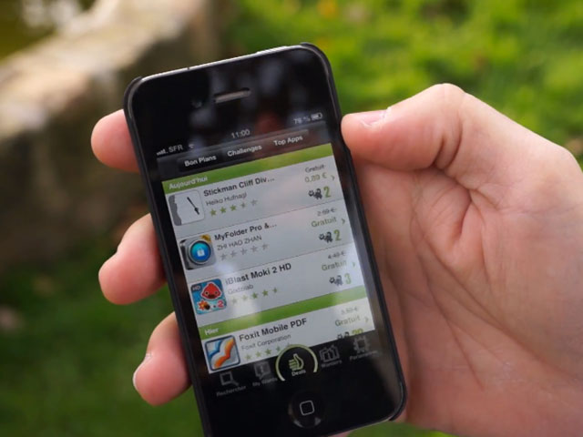 LeWeb'12 : Yes We Want, une application pour choisir les réductions de l'AppStore