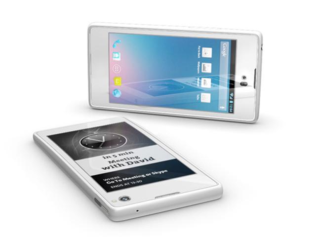 YotaPhone, le smartphone deux en un