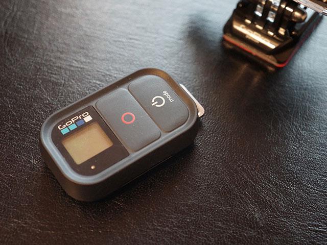 """GoPro Hero 3 """"Black Edition"""" : la télécommande WiFi"""