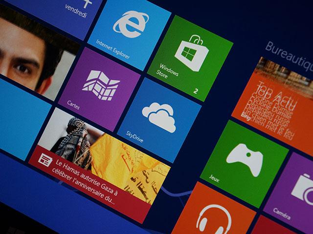 Microsoft Surface RT : un bel écran