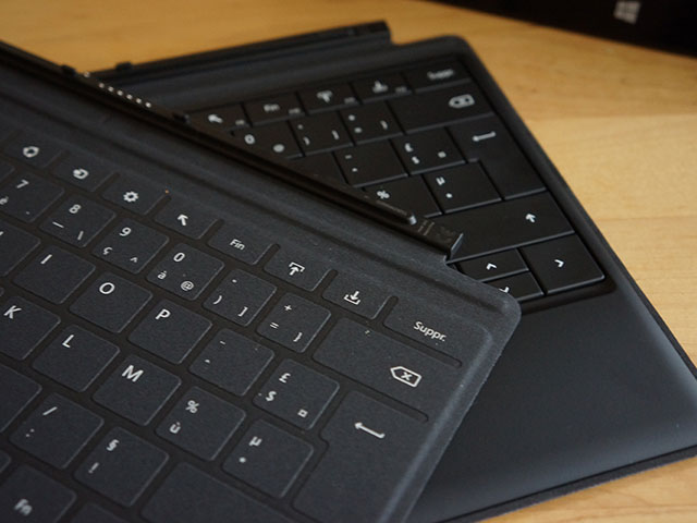 Microsoft Surface RT : les deux Touch Cover