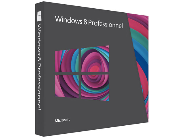 Windows 8 Pro à 29.99€ : l'offre se termine demain !