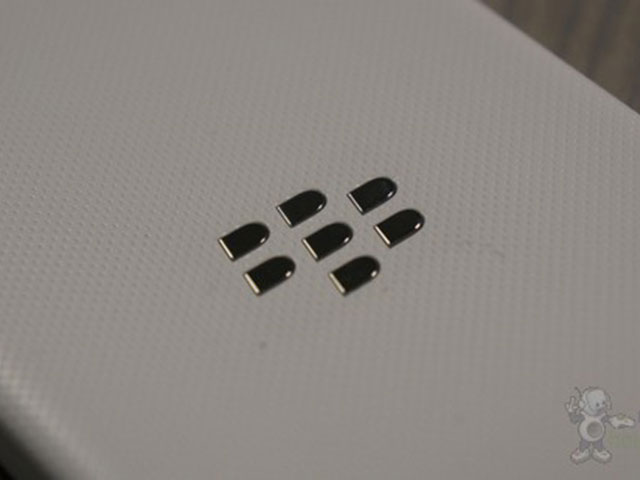 Quelques photos pour le BlackBerry Z10 blanc