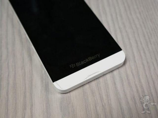 BlackBerry Z10 : la tranche inférieure