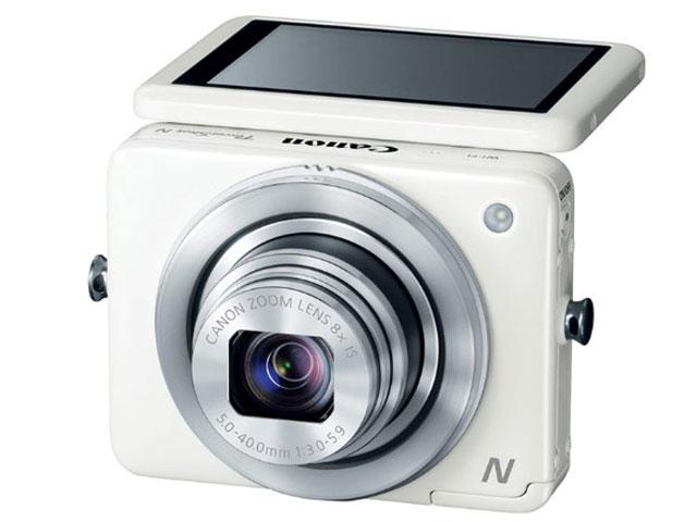 Canon PowerShot N : petit, mignon et original