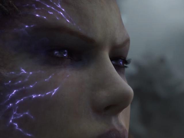 Starcraft 2 Heart of the Swarm : la cinématique d'introduction