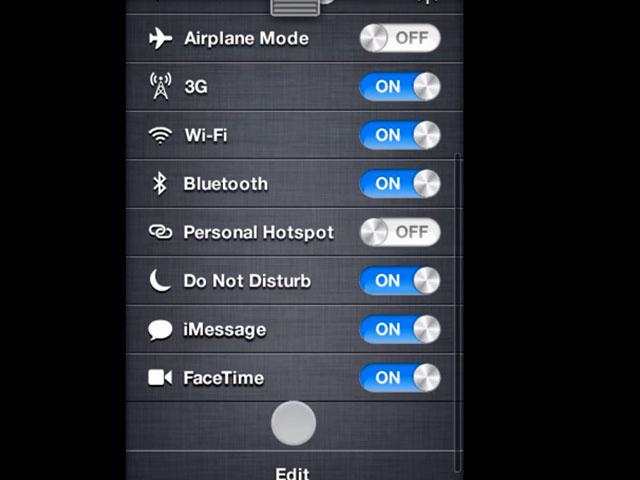 iOS : un très beau concept vidéo pour le multitâche