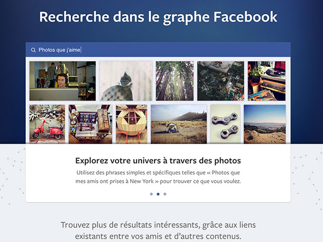 Optimiser sa page pour le Graph Search de Facebook