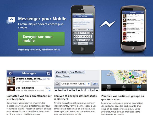 Facebook Messenger : la VoiP arrive !