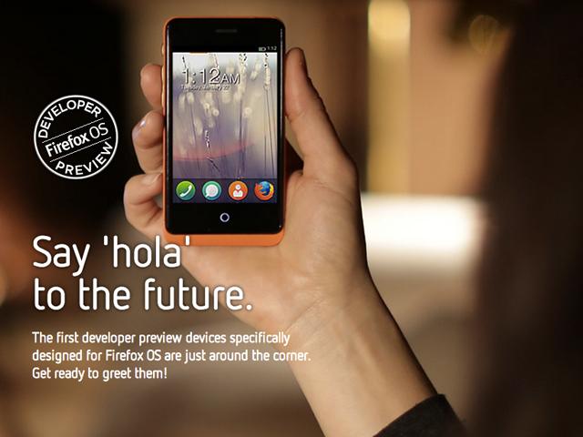 Mozilla lève le voile sur les premiers smartphones sous Firefox OS