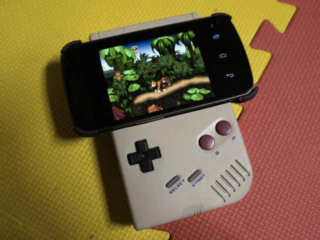 Une Game Boy sous Android, ou presque !
