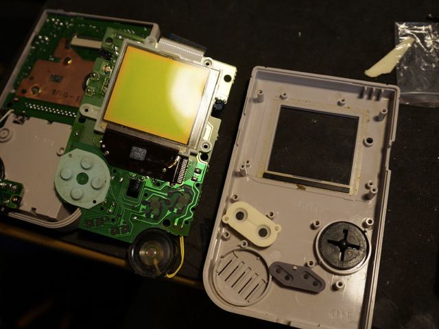 Game Boy Android : les circuits