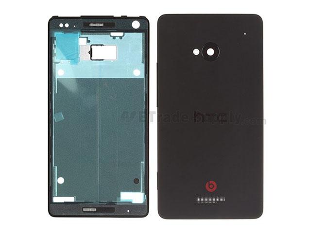 HTC M7 : les deux pièces côte à côte