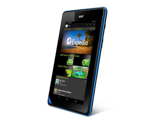 Acer Iconia B1-A71 : une tablette 7 pouces à moins de 150$