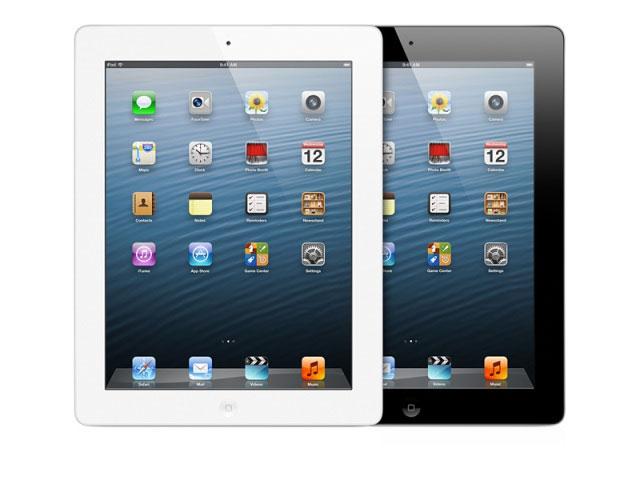 iPad Retina 128 Go : il est officiel !