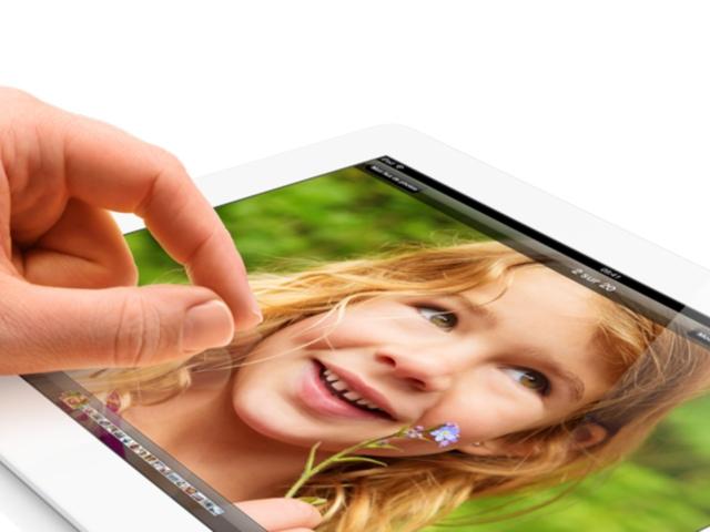 Bientôt un iPad 128 Go
