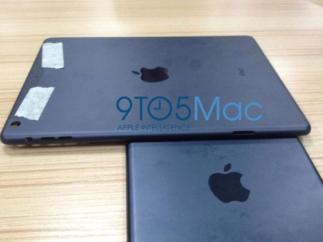 iPad 5 : nouvelle vue de la coque arrière