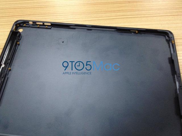 iPad 5 : l'intérieur de la coque