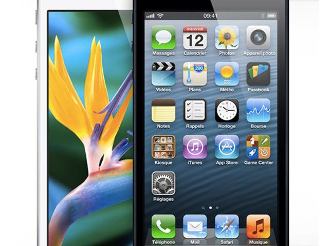 iPhone 5S : il devrait être (vraiment) compatible avec la 4G en France