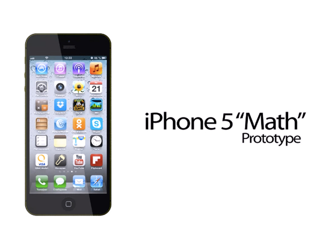 iPhone Math : un concept en vidéo