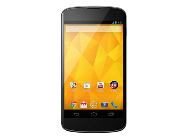 Nexus 4 : un retour à la normale en février