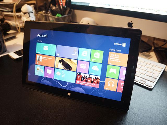 Microsoft Surface Pro : lancement le 26 janvier ?
