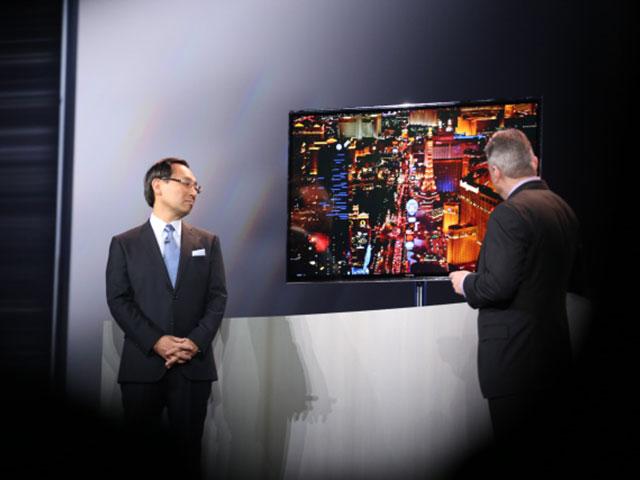 Panasonic : une télévision OLED UltraHD de 56 pouces