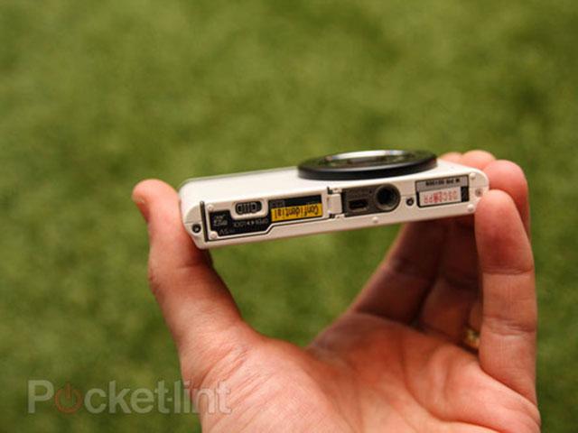 Panasonic Lumix DMC-XS1 : un APN compact... très compact