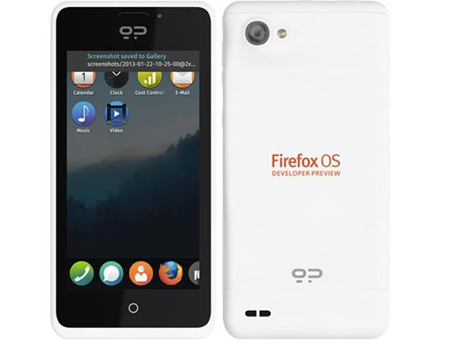 Firefox OS Peak