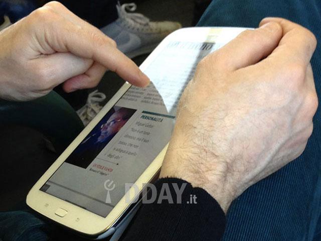 Samsung Galaxy Note 8.0 : en pleine action