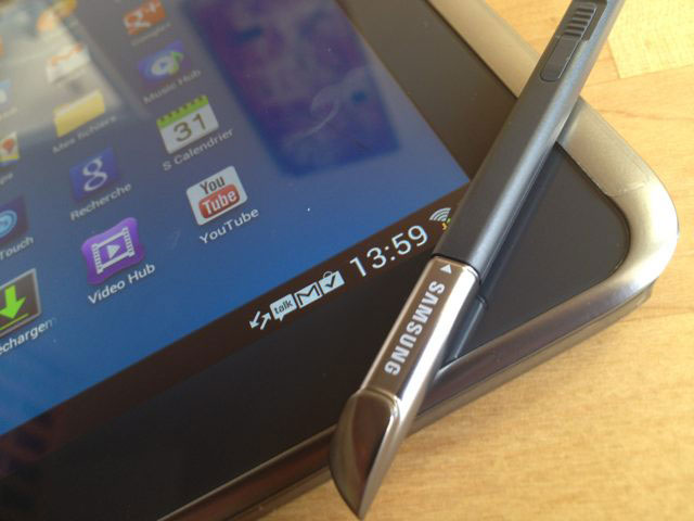 Un Samsung Galaxy Note 8.0 pour le MWC 2013 ?