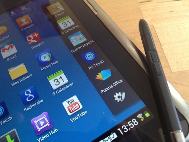 Samsung : la Galaxy Note 8.0 est confirmée !
