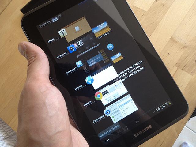 Samsung : une Galaxy Tab 8.0 à la place de la Galaxy Tab 3 7.0 ?
