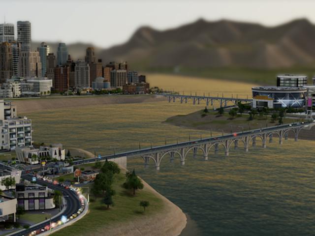 Sim City 2013 : la cinématique d'intro !