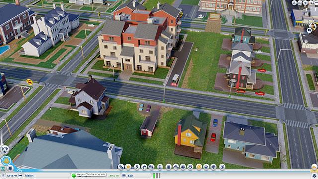 Sim City 2013 : il est beau mon bâtiment